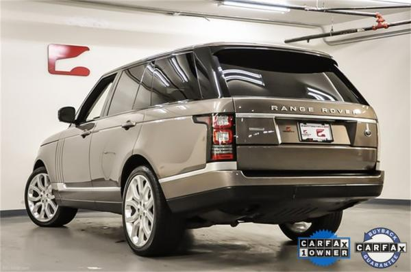 Used 2015 Land Rover Range Rover 5.0L V8 Supercharged | Marietta, GA