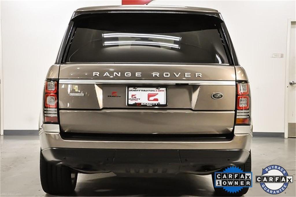 Used 2015 Land Rover Range Rover 5.0L V8 Supercharged   Marietta, GA