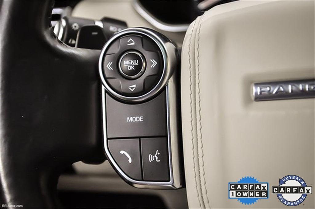 Used 2016 Land Rover Range Rover 5.0L V8 Supercharged | Marietta, GA