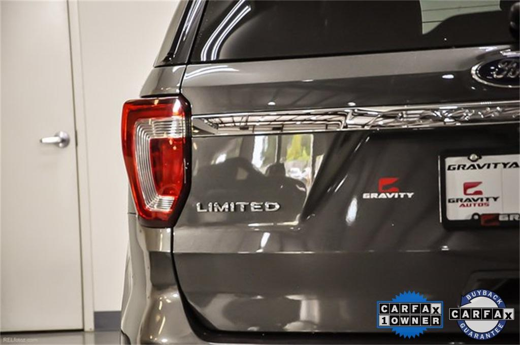 Used 2016 Ford Explorer Limited | Marietta, GA