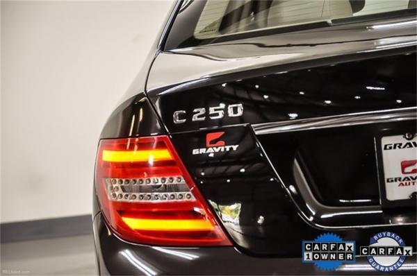Used 2013 Mercedes-Benz C-Class C 250   Marietta, GA