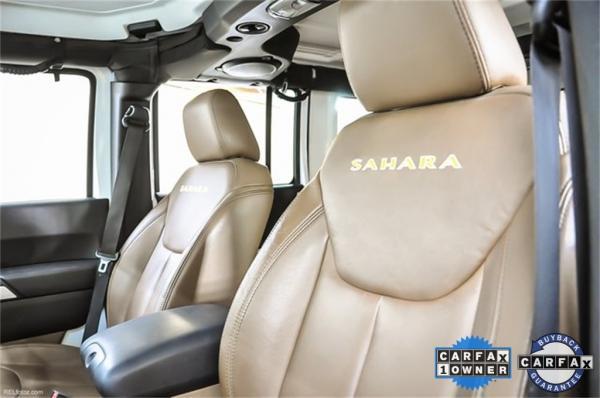 Used 2014 Jeep Wrangler Unlimited Sahara | Marietta, GA
