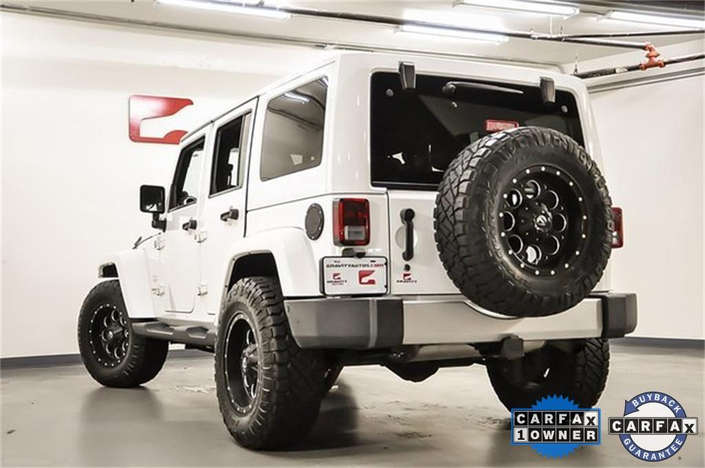 Used 2014 Jeep Wrangler Unlimited Sahara | Marietta, GA