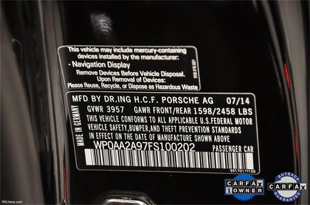 Used 2015 Porsche 911 Carrera | Marietta, GA