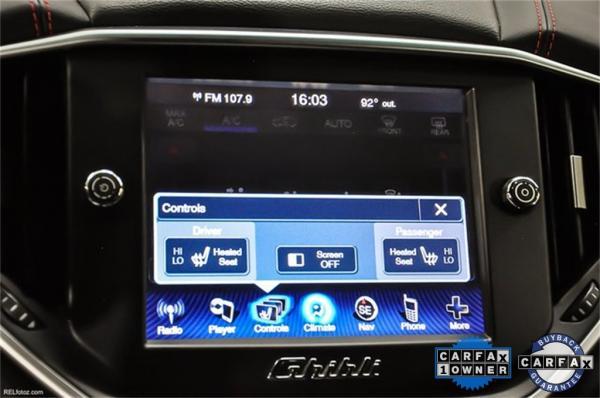 Used 2016 Maserati Ghibli S   Marietta, GA