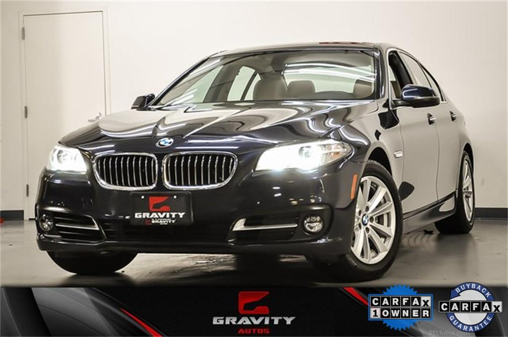 Used 2016 BMW 5 Series 528i | Marietta, GA