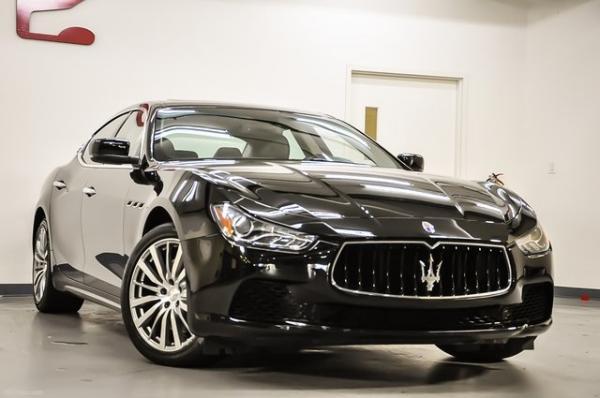 Used 2015 Maserati Ghibli  | Marietta, GA