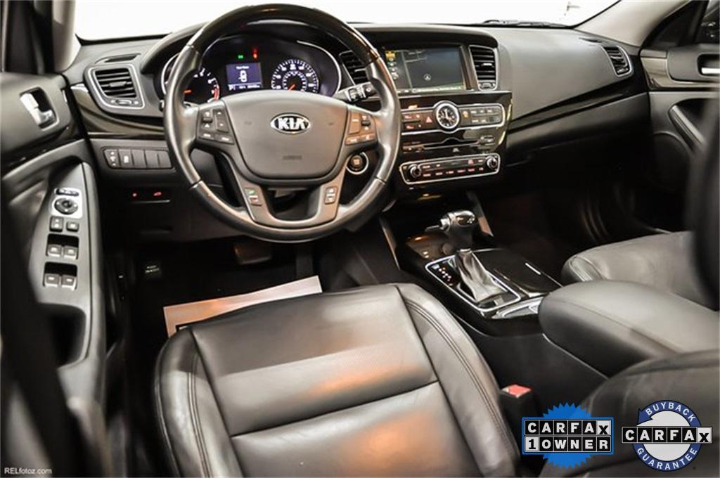 Used 2016 Kia Cadenza Premium | Marietta, GA