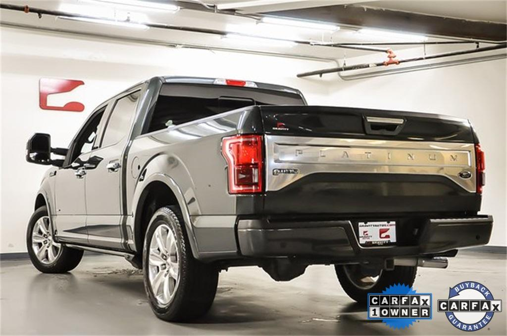 Used 2015 Ford F-150 Platinum | Marietta, GA