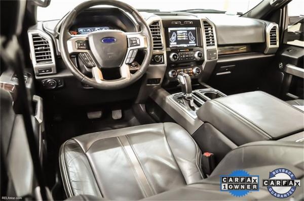 Used 2015 Ford F-150 Platinum | Marietta, GA