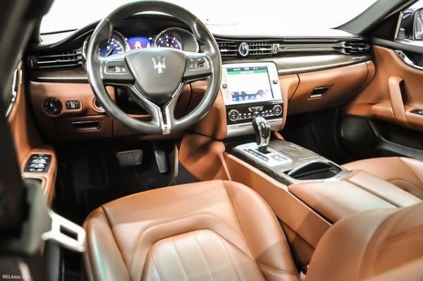 Used 2016 Maserati Quattroporte S   Marietta, GA