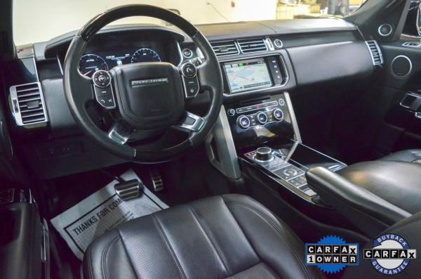 Used 2016 Land Rover Range Rover 5.0L V8 Supercharged | Marietta, GA