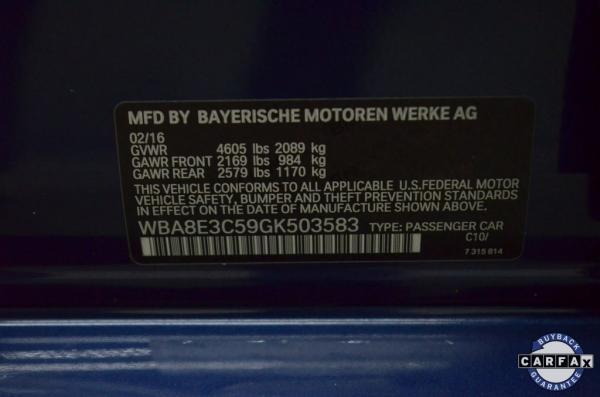 Used 2016 BMW 3 Series 328i xDrive | Marietta, GA