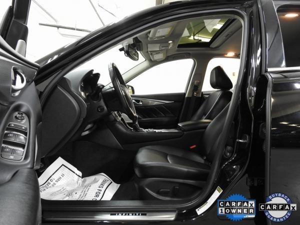 Used 2017 INFINITI Q50 2.0t Premium   Marietta, GA