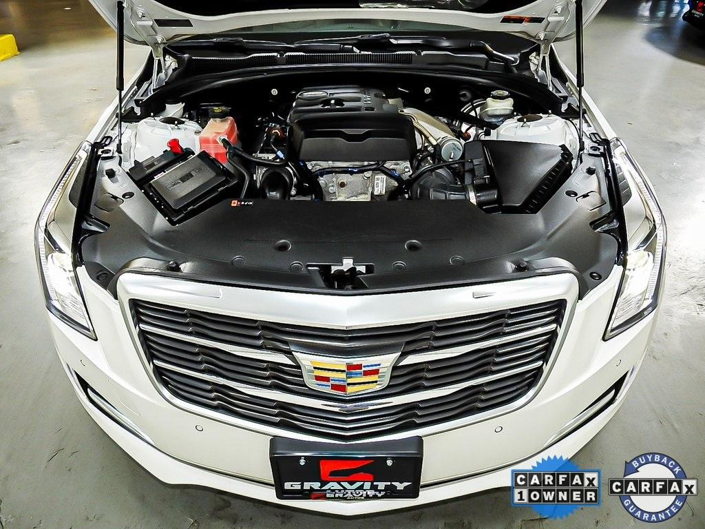 Used 2015 Cadillac ATS 2.0L Turbo Luxury | Marietta, GA