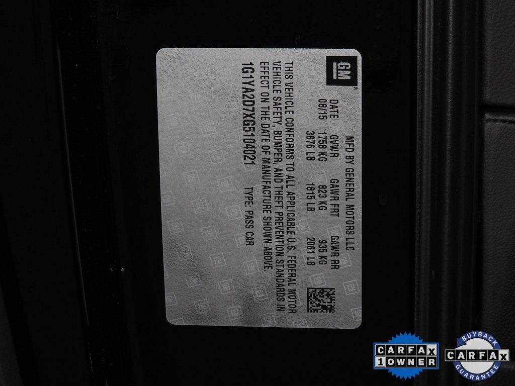 Used 2016 Chevrolet Corvette Stingray | Marietta, GA