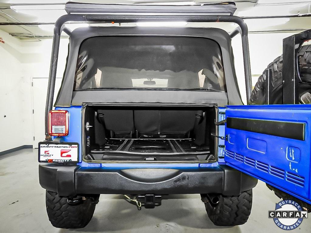 Used 2015 Jeep Wrangler Unlimited Rubicon | Marietta, GA