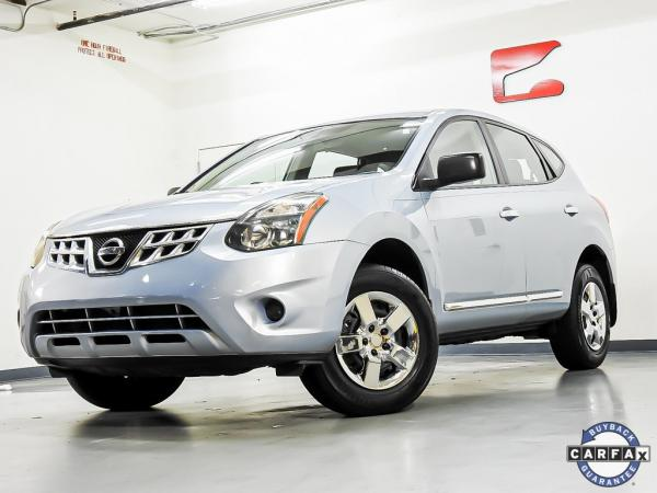 Used 2014 Nissan Rogue Select S | Marietta, GA