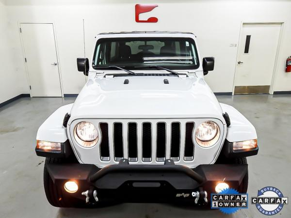 Used 2018 Jeep Wrangler Unlimited Sahara | Marietta, GA
