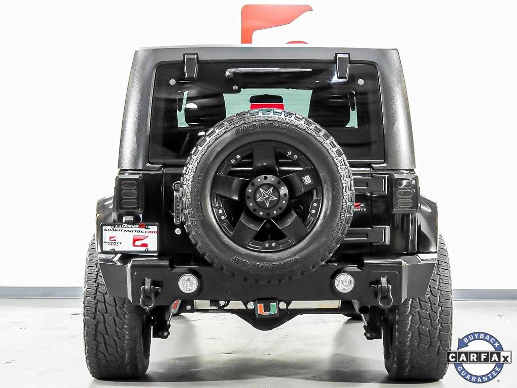 Used 2014 Jeep Wrangler Unlimited Sport | Marietta, GA