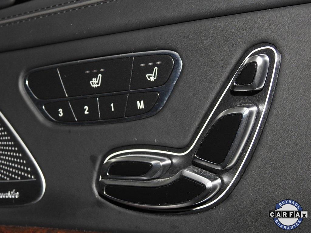 Used 2014 Mercedes-Benz S-Class S 550   Marietta, GA