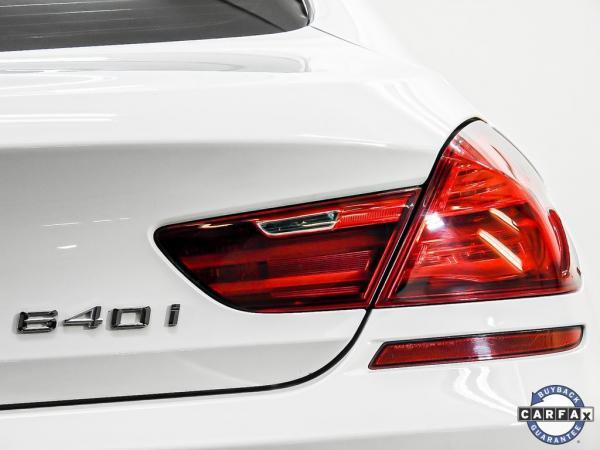Used 2015 BMW 6 Series 640i Gran Coupe | Marietta, GA