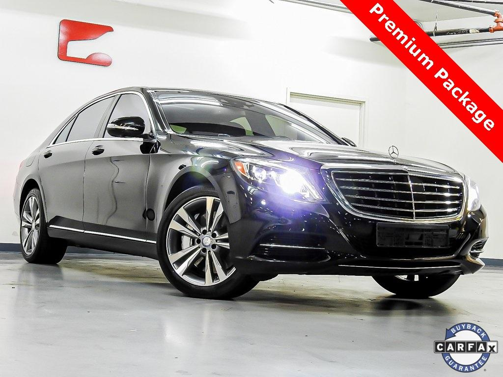 2015 Mercedes-Benz S-Class S 550 Stock # 111130 for sale ...