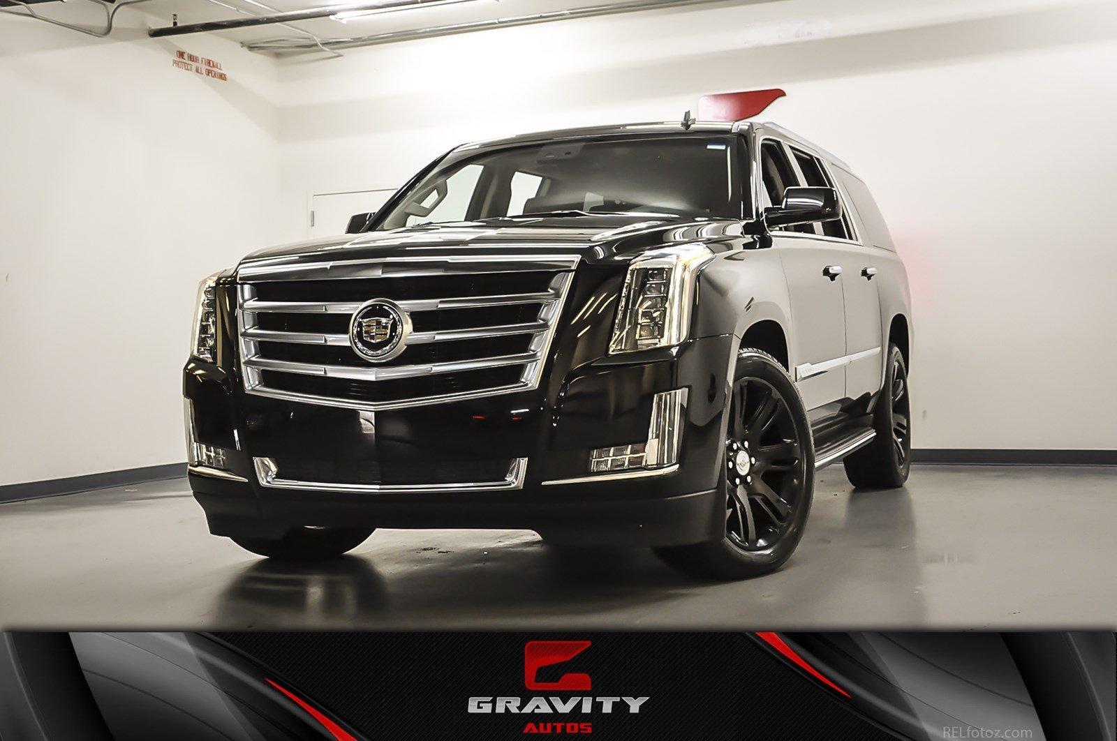2015 Cadillac Escalade ESV Luxury Stock # 274386 for sale near ...