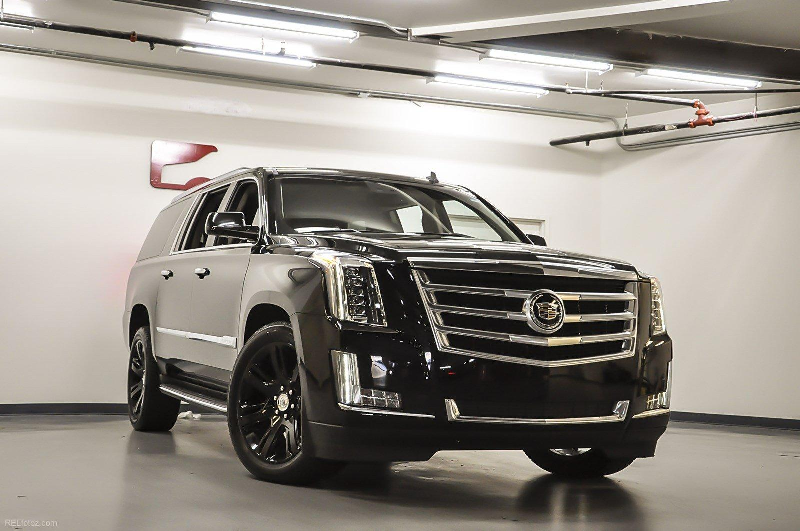 2015 Cadillac Escalade Esv Luxury Stock 274386 For Sale Near Gmc Ga Used Marietta