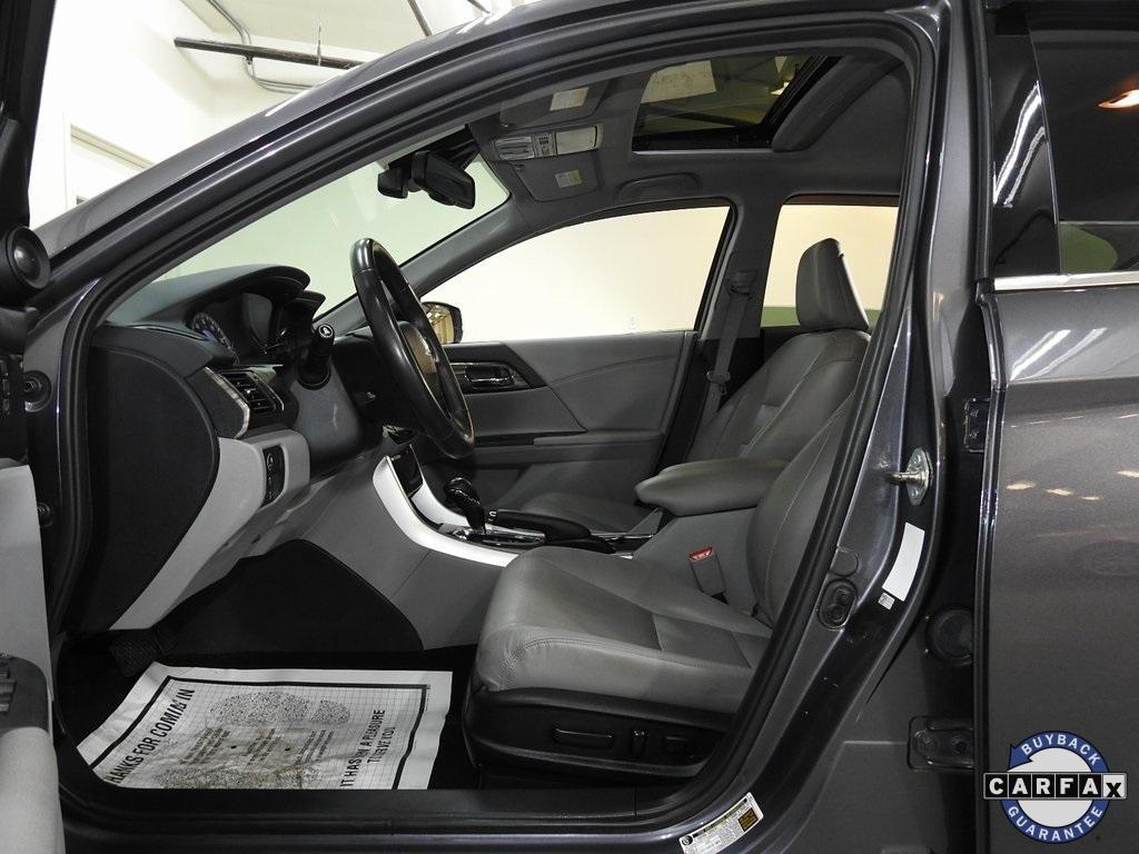 Used 2016 Honda Accord Touring | Marietta, GA