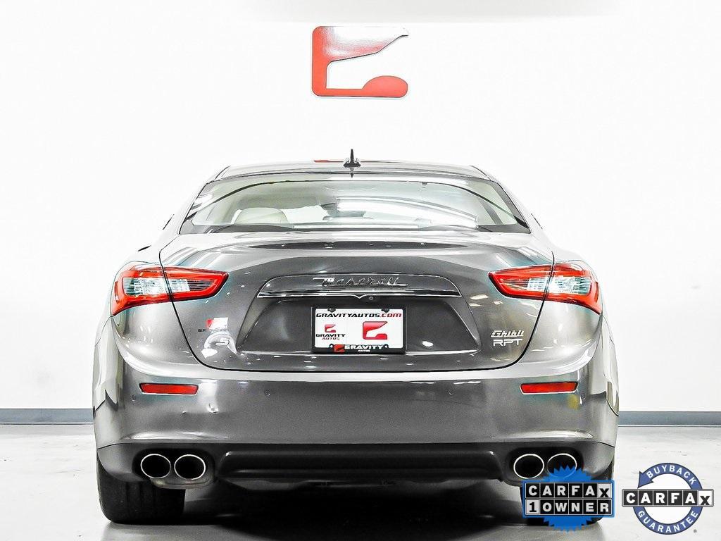 Used 2017 Maserati Ghibli S | Marietta, GA