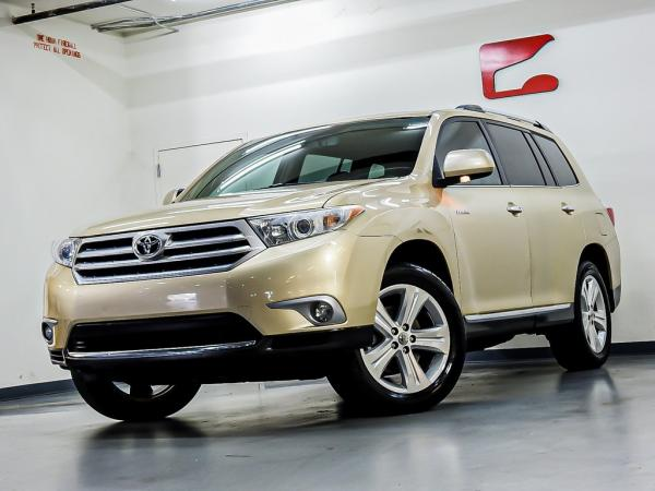Used 2011 Toyota Highlander Limited | Marietta, GA