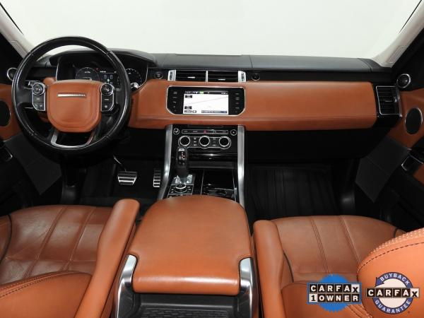 Used 2014 Land Rover Range Rover Sport 5.0L V8 Supercharged | Marietta, GA
