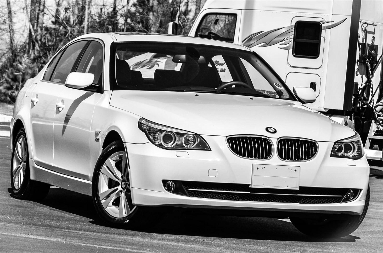 GA Used 2009 BMW 5 Series 528i XDrive