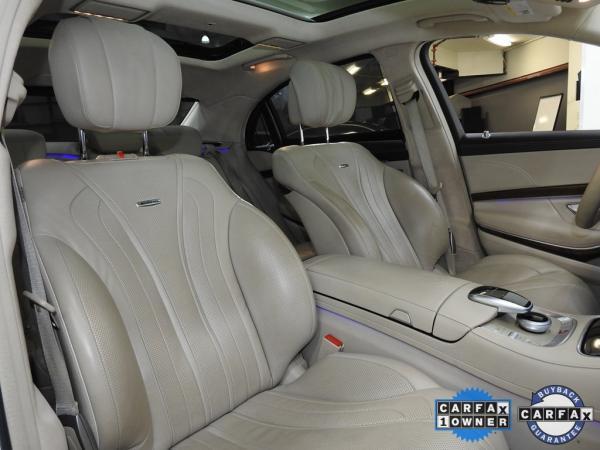 Used 2015 Mercedes-Benz S-Class S 63 AMG® | Marietta, GA