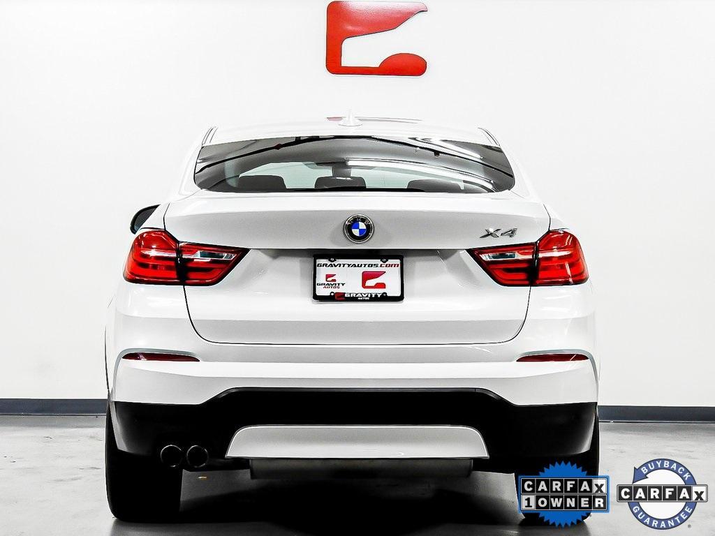 Used 2017 BMW X4 xDrive28i | Marietta, GA