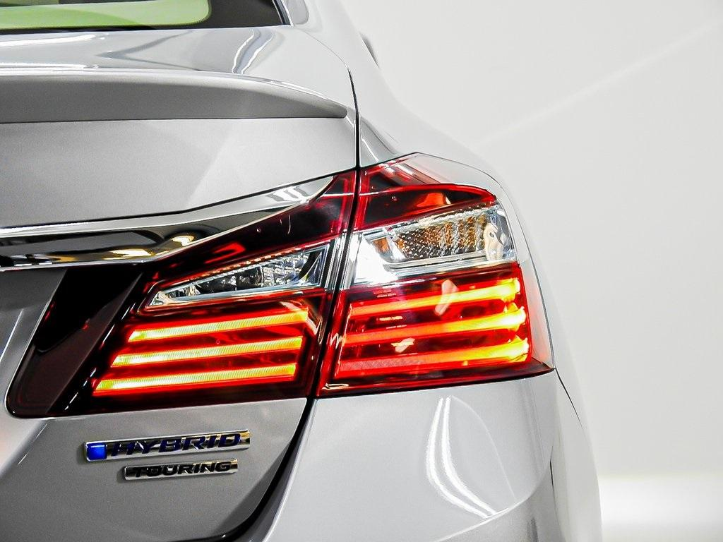 Used 2017 Honda Accord Hybrid Touring | Marietta, GA