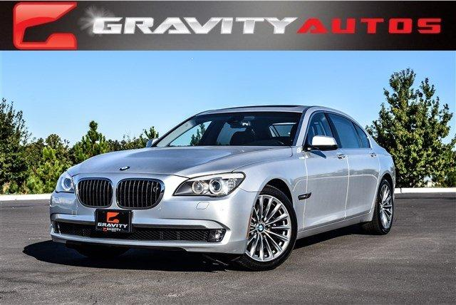 2009 Bmw 750li For Sale >> 2009 Bmw 7 Series 750li Stock Y61829 For Sale Near