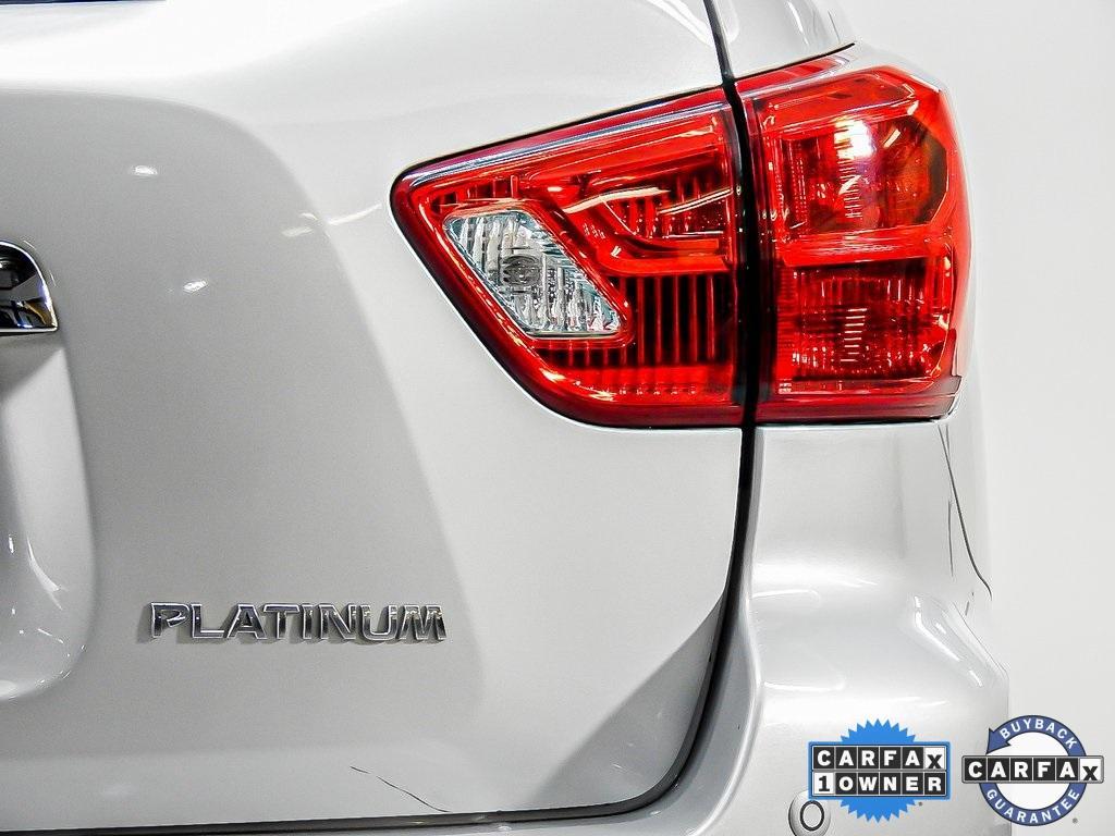 Used 2017 Nissan Pathfinder Platinum | Marietta, GA