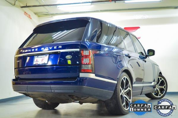 Used 2016 Land Rover Range Rover 3.0L V6 Supercharged HSE | Marietta, GA