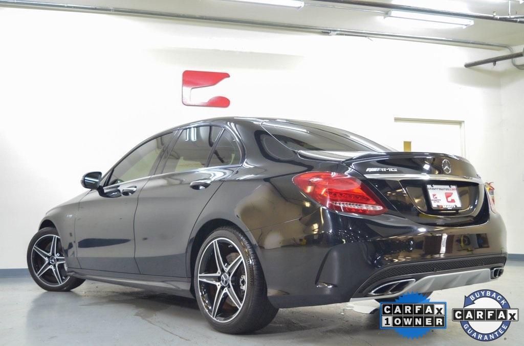 Used 2017 Mercedes-Benz C-Class C 43 AMG® | Marietta, GA
