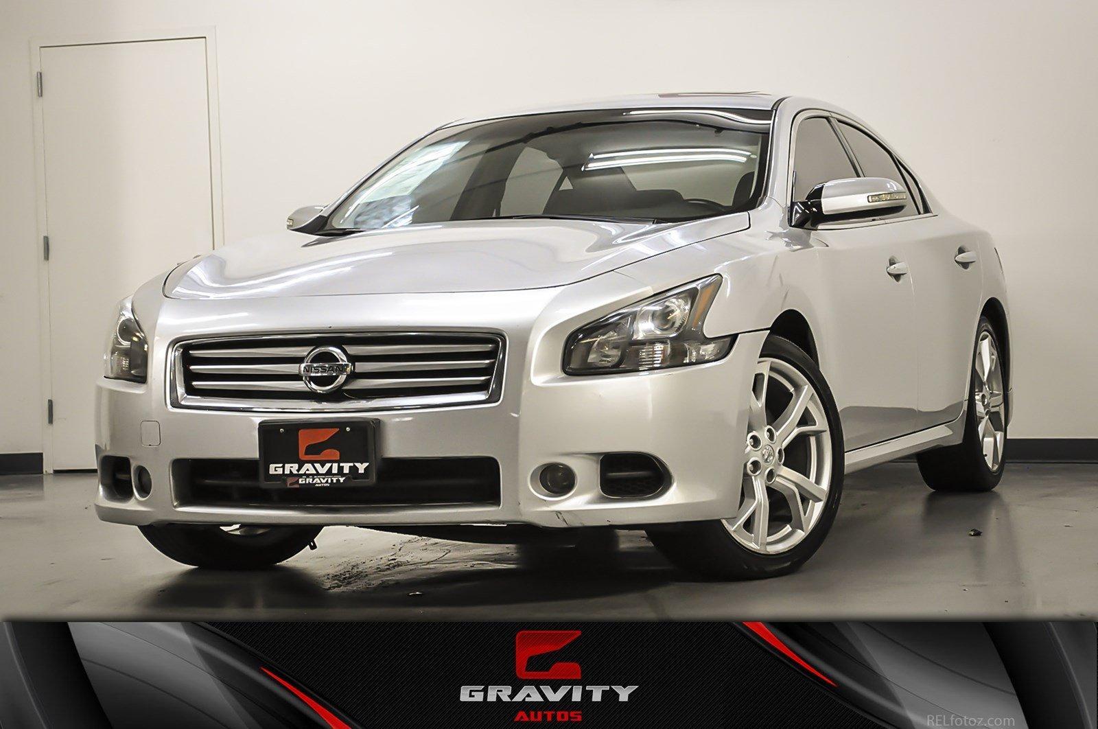 ... GA Used 2012 Nissan Maxima 3.5 S | Marietta, ...