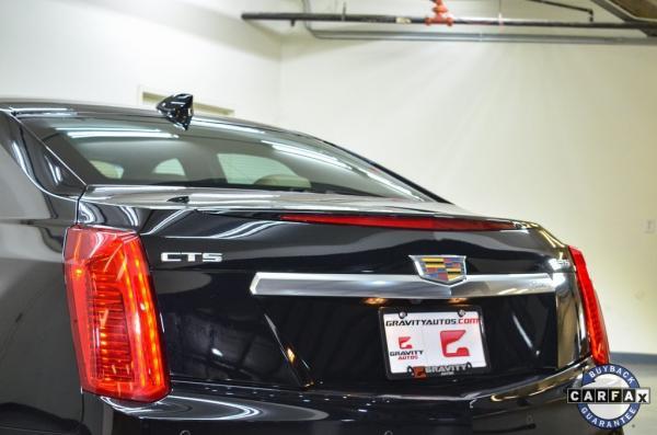 Used 2017 Cadillac CTS 3.6L Luxury | Marietta, GA
