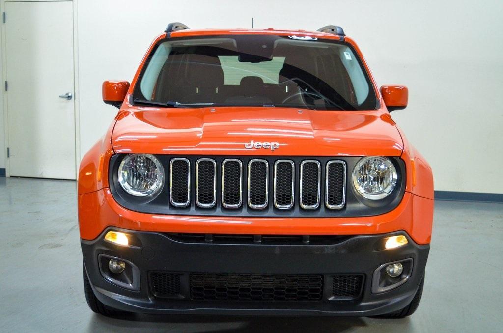 Used 2017 Jeep Renegade Latitude   Marietta, GA