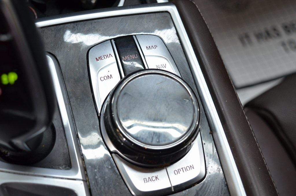 Used 2017 BMW 7 Series 750i   Marietta, GA