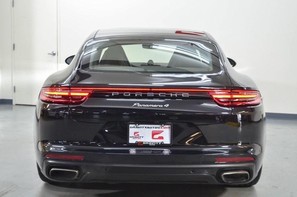 Used 2017 Porsche Panamera 4   Marietta, GA