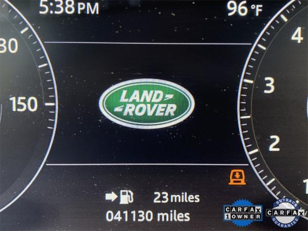Used 2017 Land Rover Range Rover 3.0L V6 Supercharged HSE | Marietta, GA