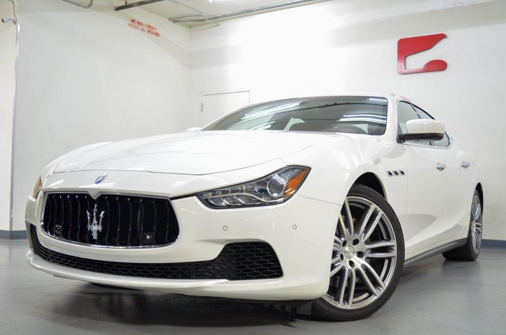 Used 2015 Maserati Ghibli Base | Marietta, GA