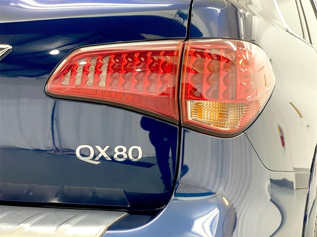 Used 2017 INFINITI QX80  | Marietta, GA