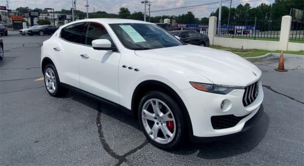 Used 2017 Maserati Levante    Marietta, GA